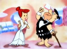 The Flintstones Fred And Wilma?s Date