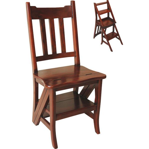library chair stepladder