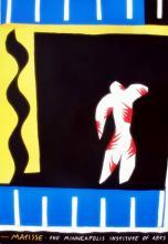 Henri Matisse The Clown, From Jazz