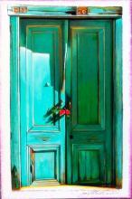 Igor Medvedev  Green Door #26
