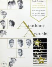 Nicholas Volpe Academy Awards Best Actor & Actress Portraits 1928 ? 1961 Set Of 69 Prints From Brown Derby