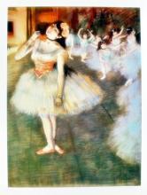 Edgar Degas Star Dancer