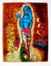 Marc Chagall Circus I