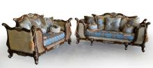 Alicia Charlotte Loveseat & Sofa