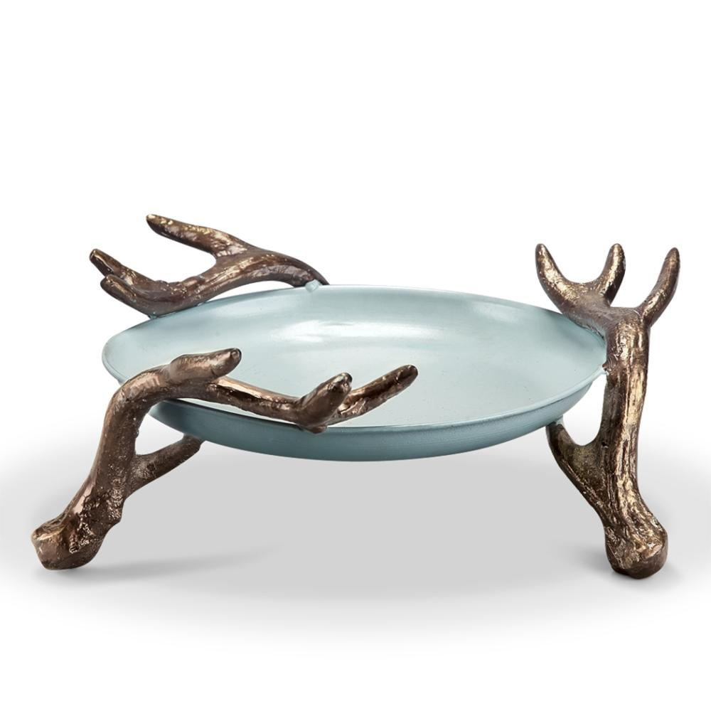 Antler Tray Holder