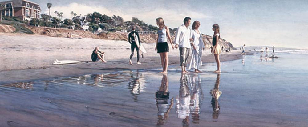 Steve Hanks…Raising Daughters