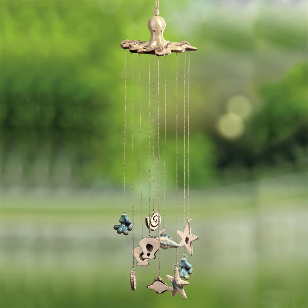 Octopus Windchime