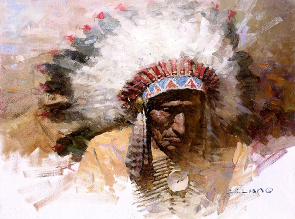 Z.s. Liang…Old Chief´s Story