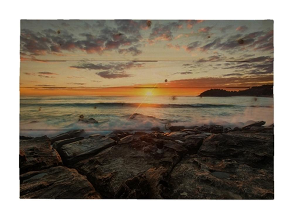 Scott Barlow - Manly Sunrise