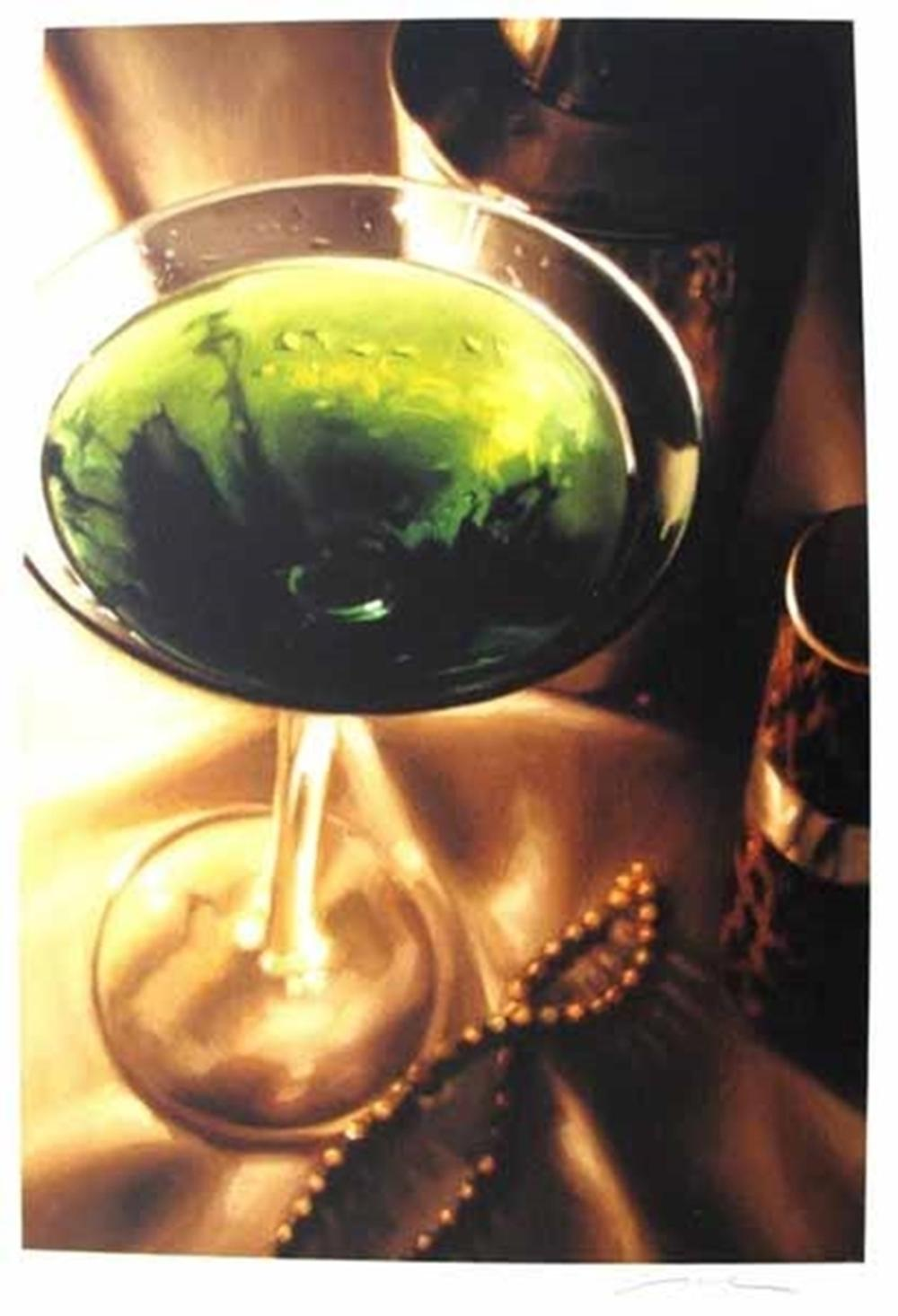 Carrie Graber Martini Bar
