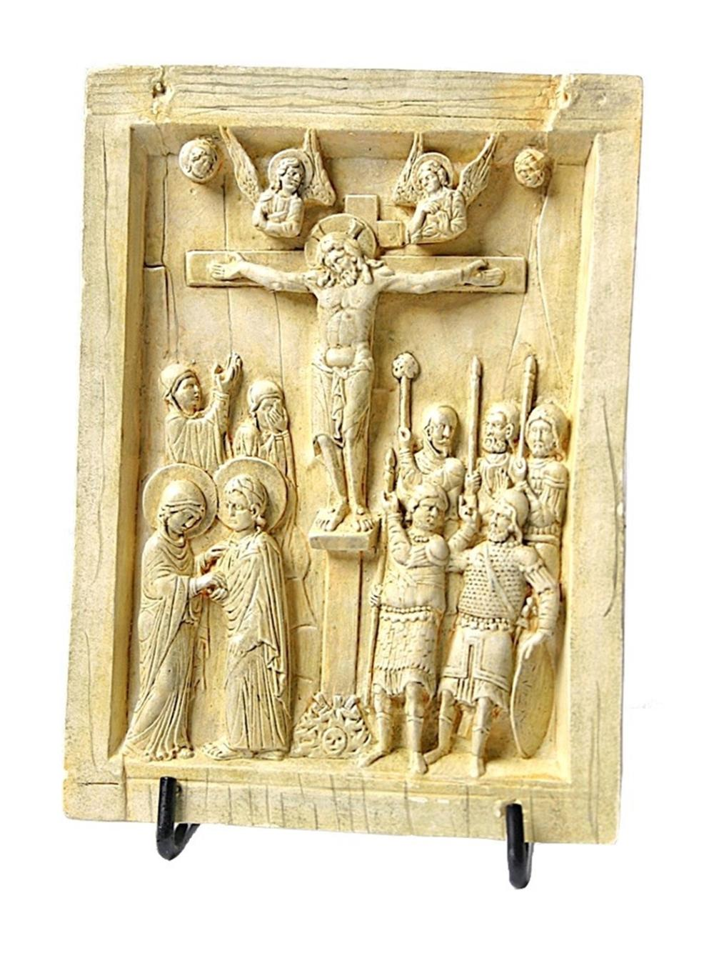 Byzantine Crucifixion Tablet