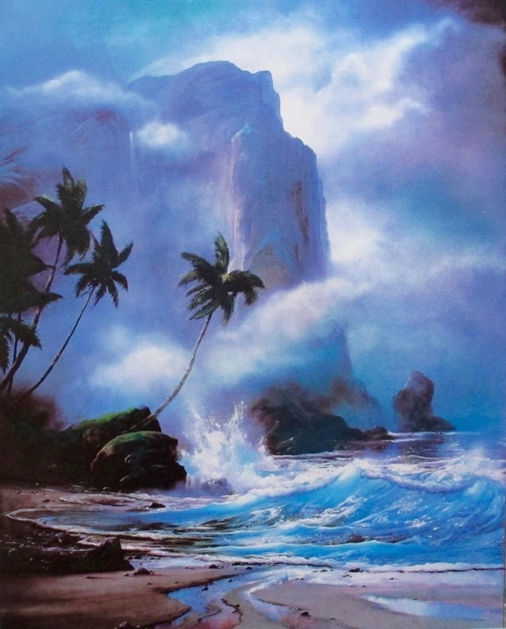 Roy Tabora Hawaii Ocean Tide Winds