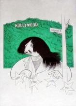 Al Hirschfeld  Ringo Star