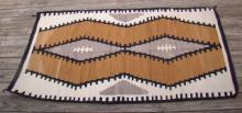 Large Navajo Ganado Woven Blanket/rug 79