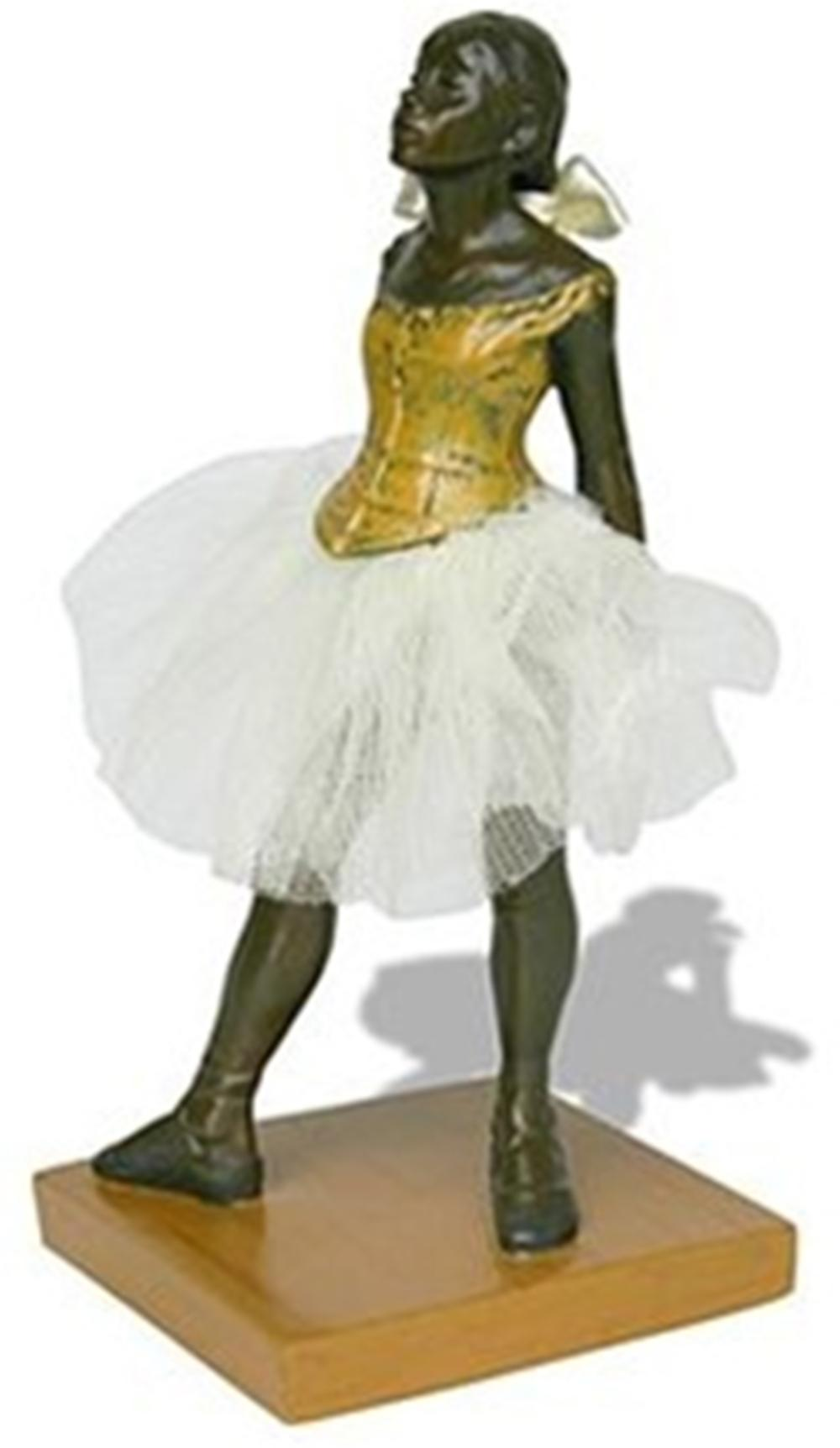 degas ballerina sculpture - HD 1000×1724