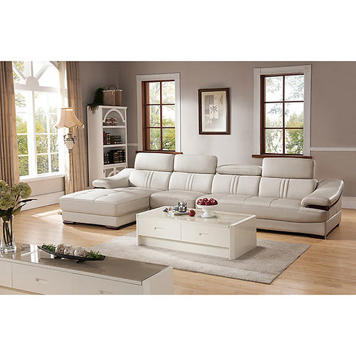 Sectional Couches Las Vegas Nv: Gabrulaital Leather Sectional