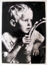 Carl Mydans Carl Mydans 1937 Photo Life Magazine ? Boy In Oil Boom Town Freer Texas