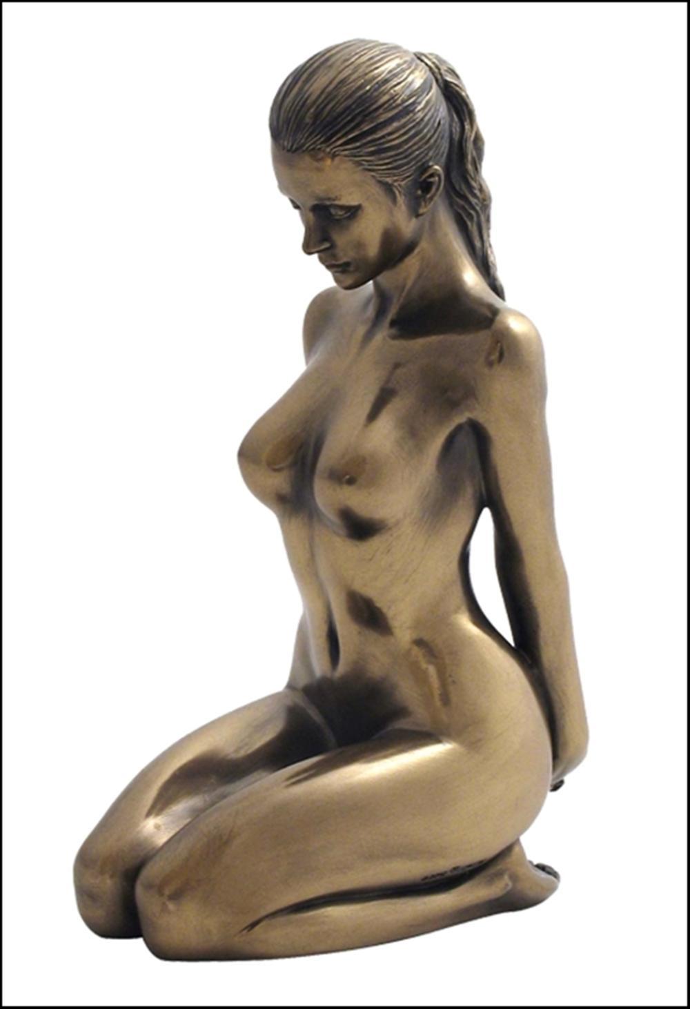 Best indoor beauty nude woman sculpture marble naked sex girl statue