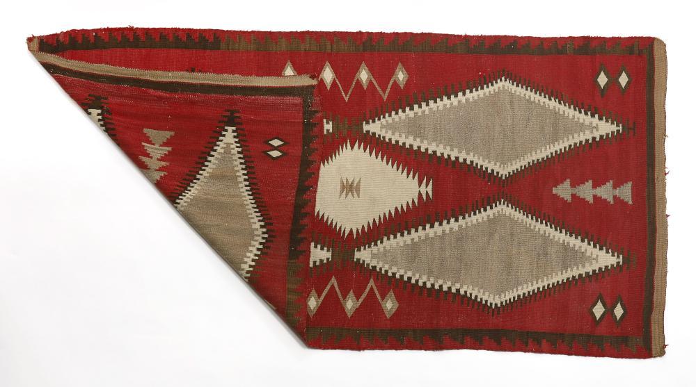 Navajo, Ganado Area Rug, ca. 1930