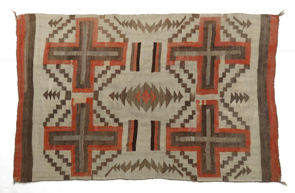 Navajo, Transitional Blanket, ca. 1890-1920