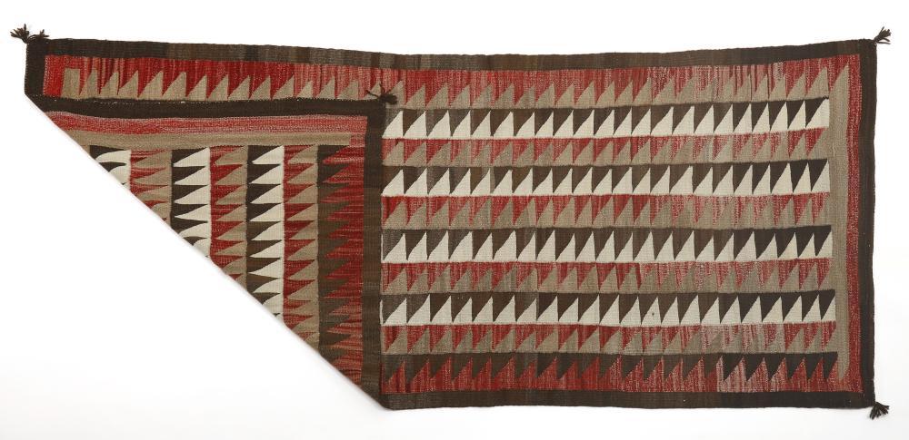 Navajo, Crystal Area Rug, ca. 1930-1950