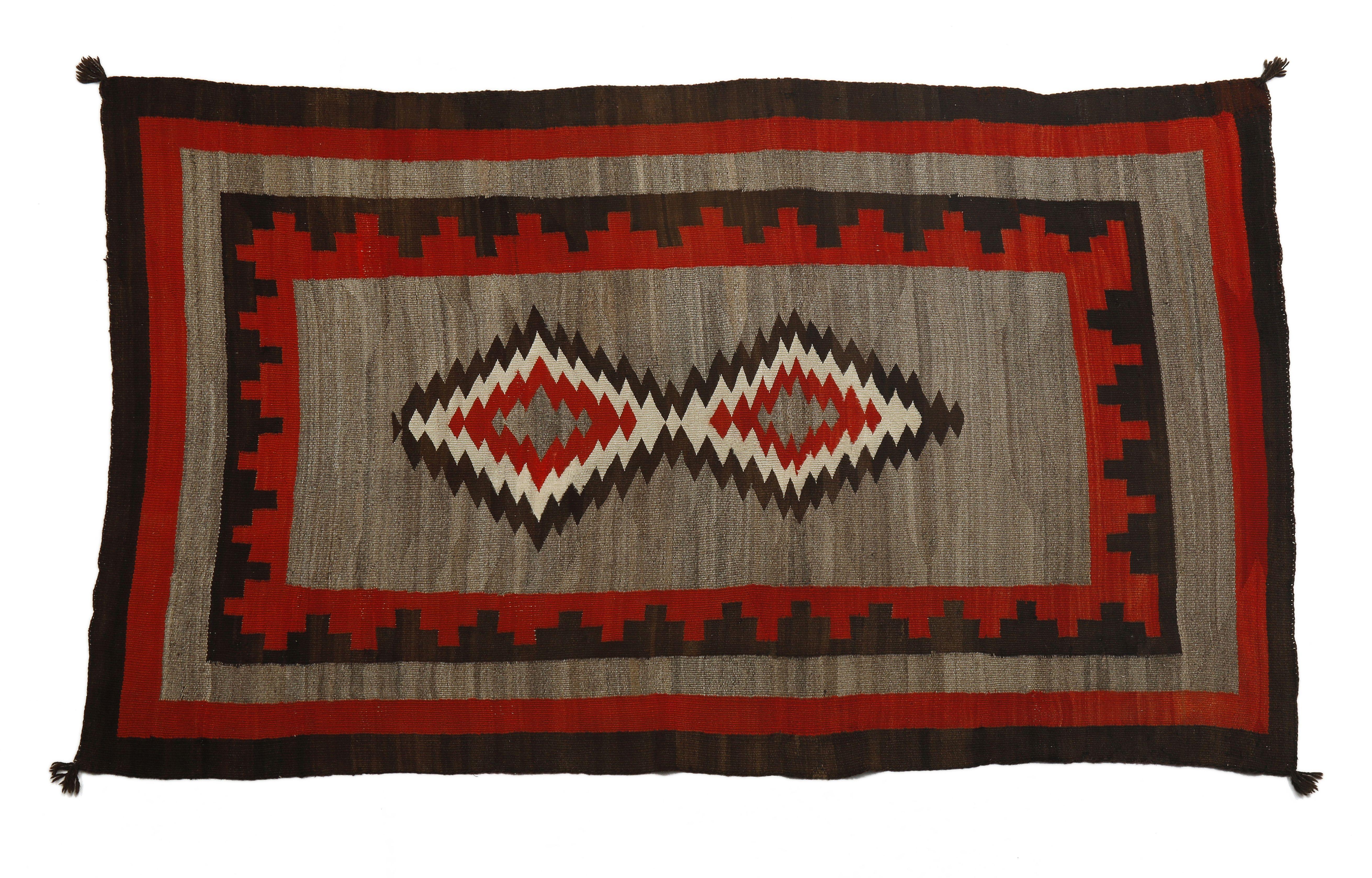 Navajo, Crystal Area Rug, ca. 1935-1950