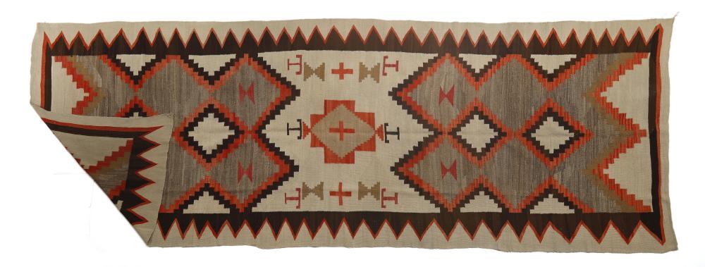 Navajo, Large Area Rug, ca. 1935