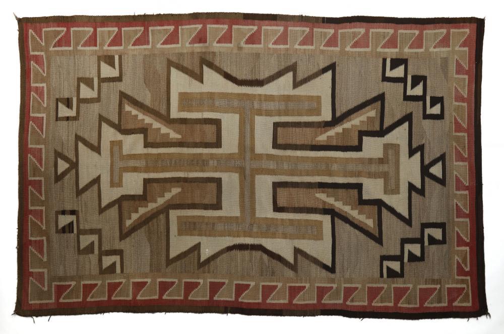 Navajo, Crystal Area Rug, ca. 1930