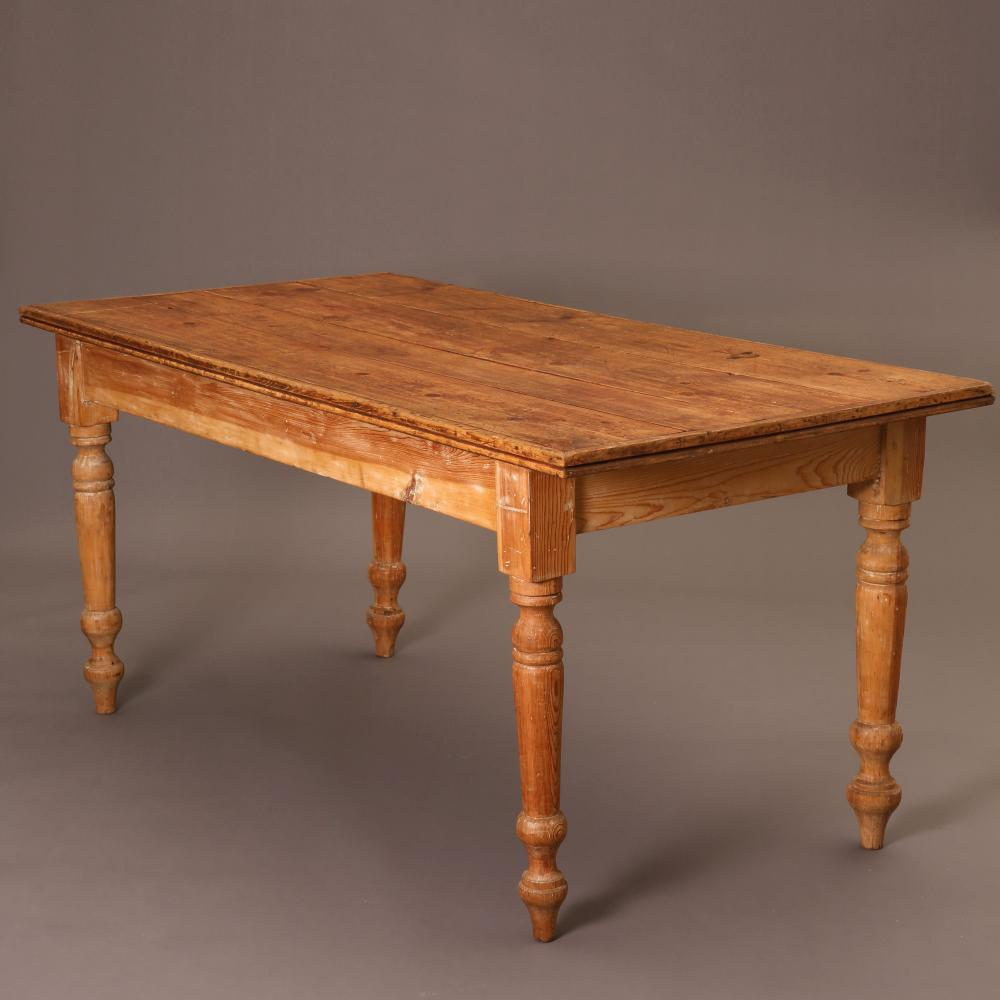 New Mexico, Wooden Table, 20th Century