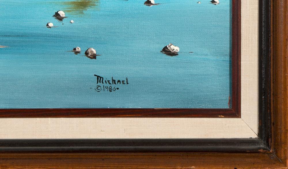 Michael, Pelts for Saint Louis, 1980