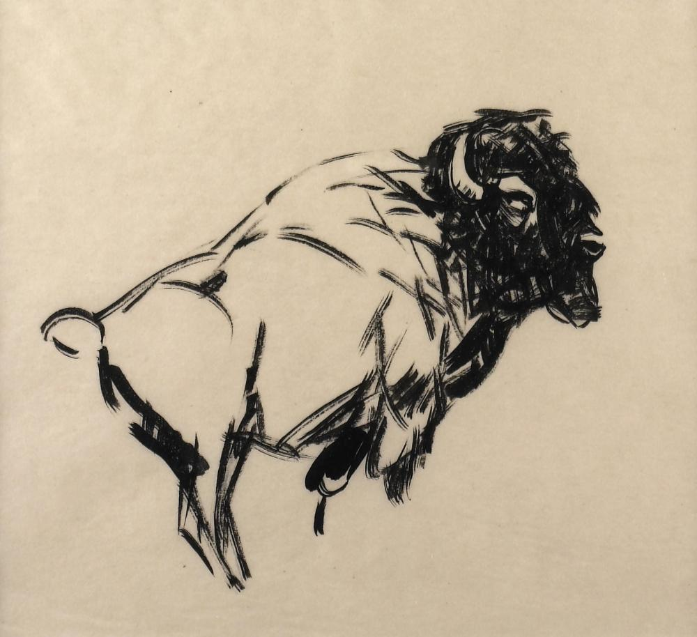 Frank Hoffman, Untitled (Buffalo)