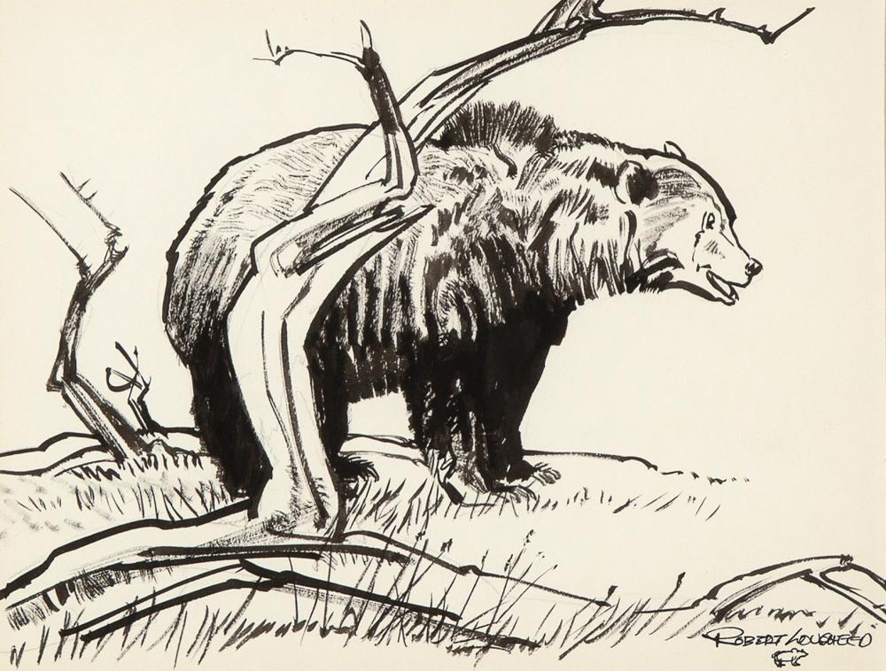 Robert Lougheed, The Bear