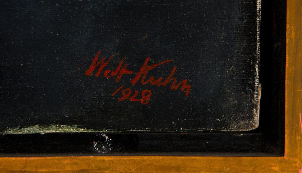 Walt Kuhn, Mountain Rabbits, 1928