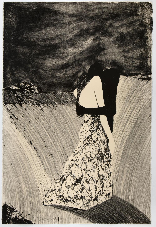 Fritz Scholder, Fourth Dream