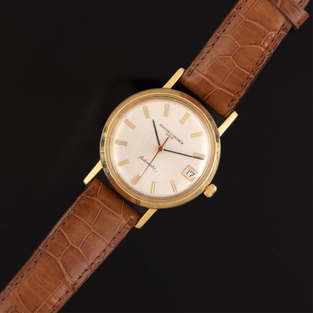 Vacheron & Constantin Ref. 6594 Yellow Gold Automatic Wristwatch