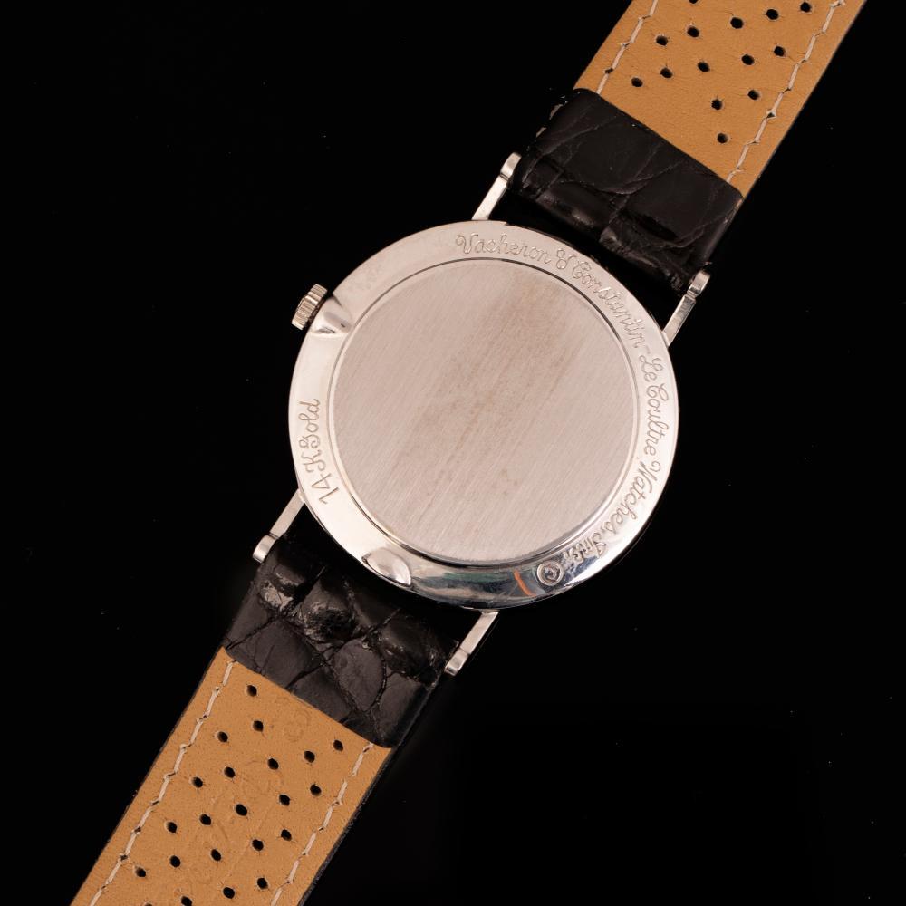 Vacheron & Constantin / LeCoultre Mystery White Gold and Diamond Wristwatch