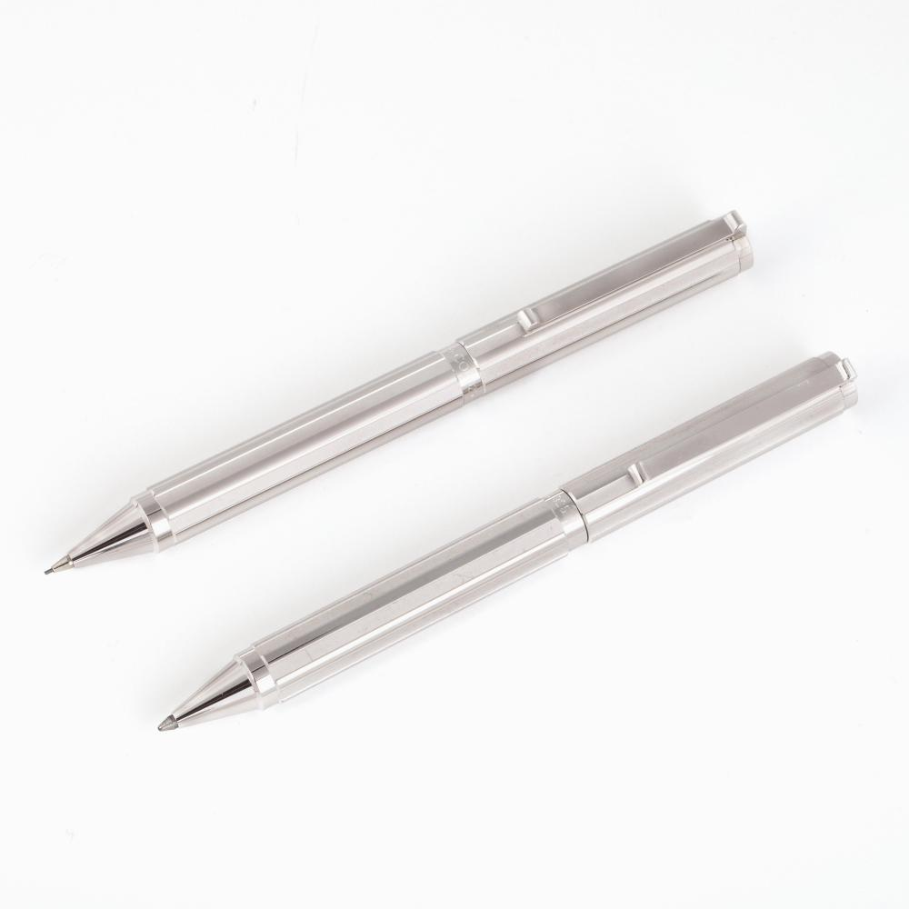 A Group of Tiffany & Co. / Bvlgari Writing Instruments