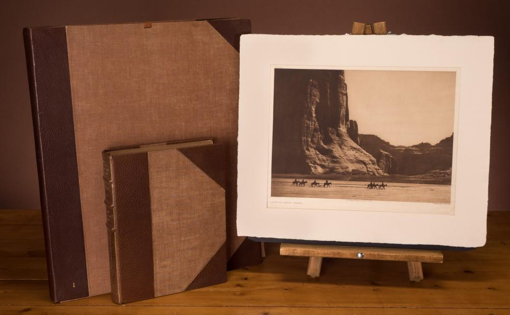 Edward S. Curtis, The North American Indian - Volume I and Portfolio I, 1907