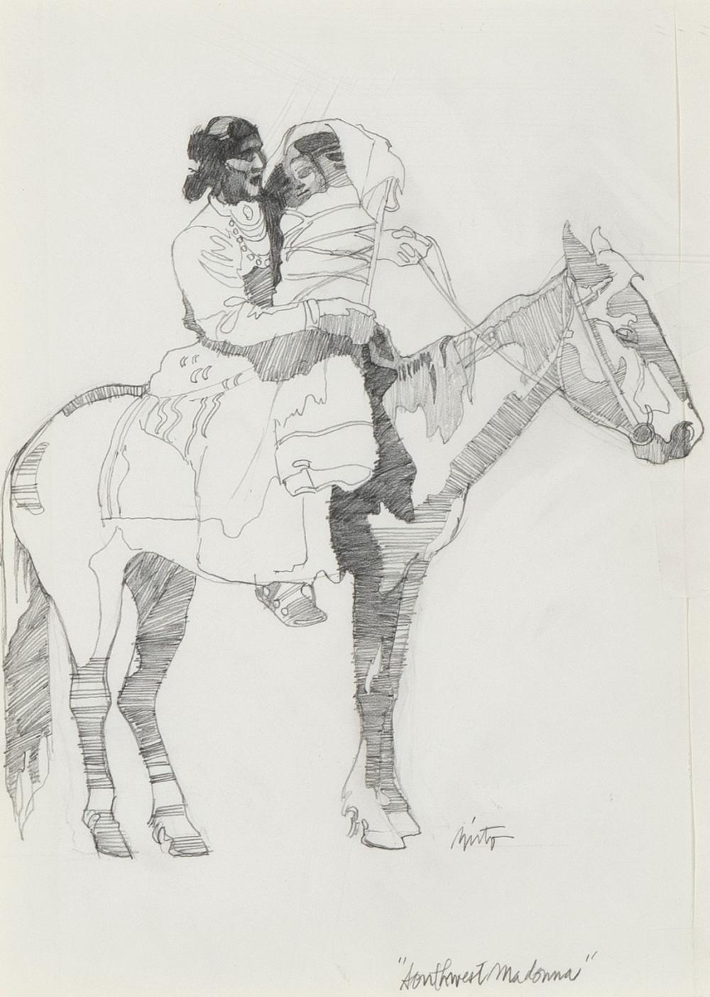 John Nieto, Southwest Madonna