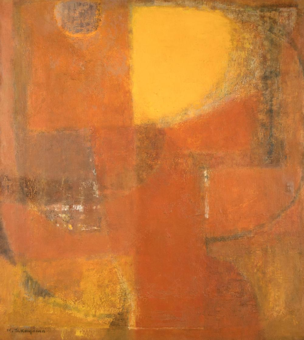 Michio Takayama, In the Dawn, 1966