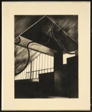 Michele Zalopany, Interior I, 1988
