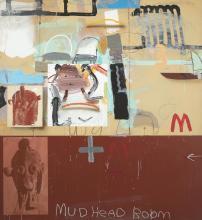 James Havard, Mudhead Room, 1984