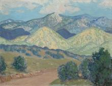 Sheldon Parsons, Foothills, Santa Fe