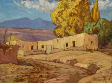 Sheldon Parsons, Autumn in New Mexico