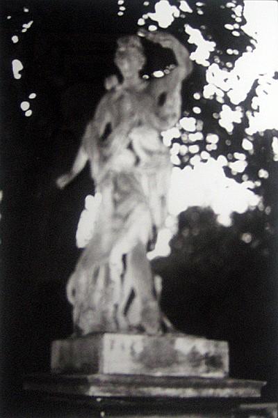 David Armstrong, Fountain at Schönbunn, 1992