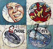 School of Fish, c. 2000