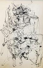 Untitled (Minotaur)