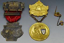 IOOF POSA and Worlds fair pin grouping
