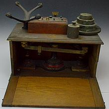 Troemner Apothecary Cast Iron Scale