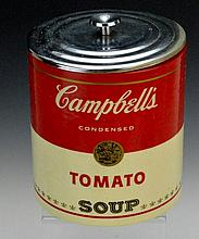Vintage Campbells Tomato Soup Ice Bucket